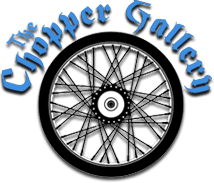 The Chopper Gallery dealer logo